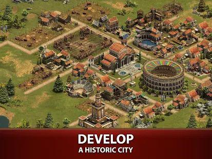Forge of Empires- screenshot thumbnail