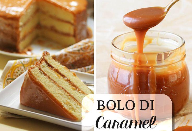 Dit recept is voor heerlijke caramel-icing. We gebruiken gecondenseerde melk voor de échte Caribische smaak. De basis van deze taart is (natuurlijk) een bolo di manteka. Het recept daarvan kun je o…