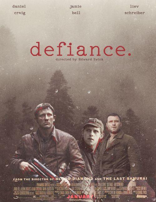 "gpages:  "" » Defiance, E. Zwick (2008)  """