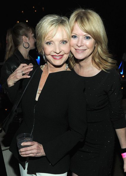 25 Unknown Facts about Florence Henderson Florence Henderson and her daughter, Barbara.