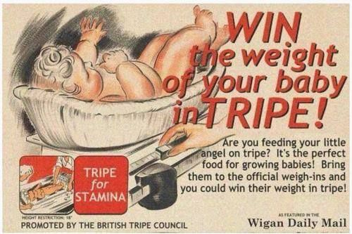 British Ad, 1940s Now, there's something I always wanted!