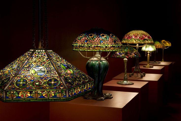 Lámparas Tiffany · Tiffany Lamps