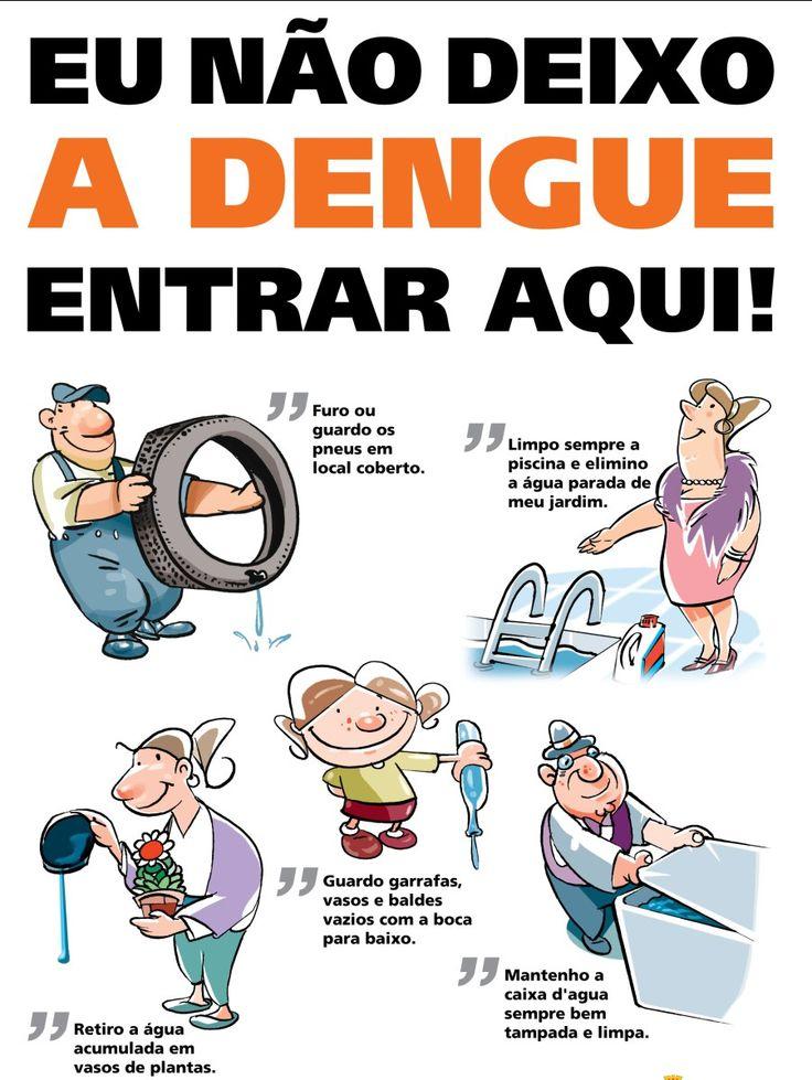 Alerta - Dengue - Sintomas.