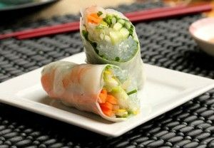 http://www.recipechart.com/wp-admin/admin-ajax.php';																																																			Print																																																												12 servings				Servings				1234567891011121314151617181920										MetricUS												Ingredients							 			12 Spring Roll Wrappers 		(	12 	ounce 	package)  				2 	cups cooked Bean Thread 	Noodles  				1 	bunch Green 	Leaf 	Lettuce  				2 	cups Fresh 	Bean Sprouts  				1 	bunch 	Cilantro  					½ Hothouse 	Cucumber (...