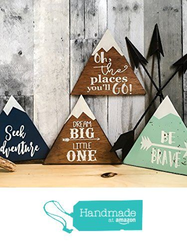 rustic nursery décor, woodland theme nursery, nursery signs, deer antler décor, arrow décor YOU PICK QUOTE from DoodlesbyTrista https://www.amazon.com/dp/B01KI8M24U/ref=hnd_sw_r_pi_awdo_JAizybFXHP790 #handmadeatamazon