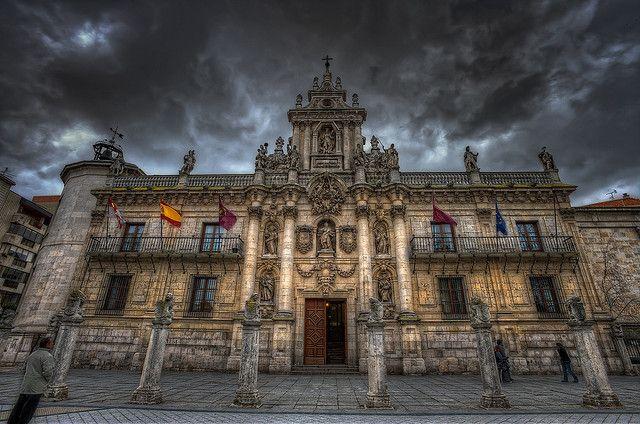 University – Universidad Valladolid (Spain) HDR | Flickr: Intercambio de fotos