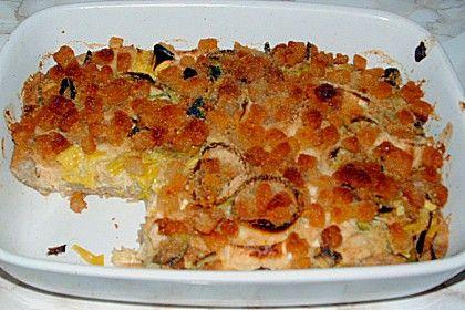 Kasseler - Speckkuchen (Rezept mit Bild) von Lederstrumpf | Chefkoch.de