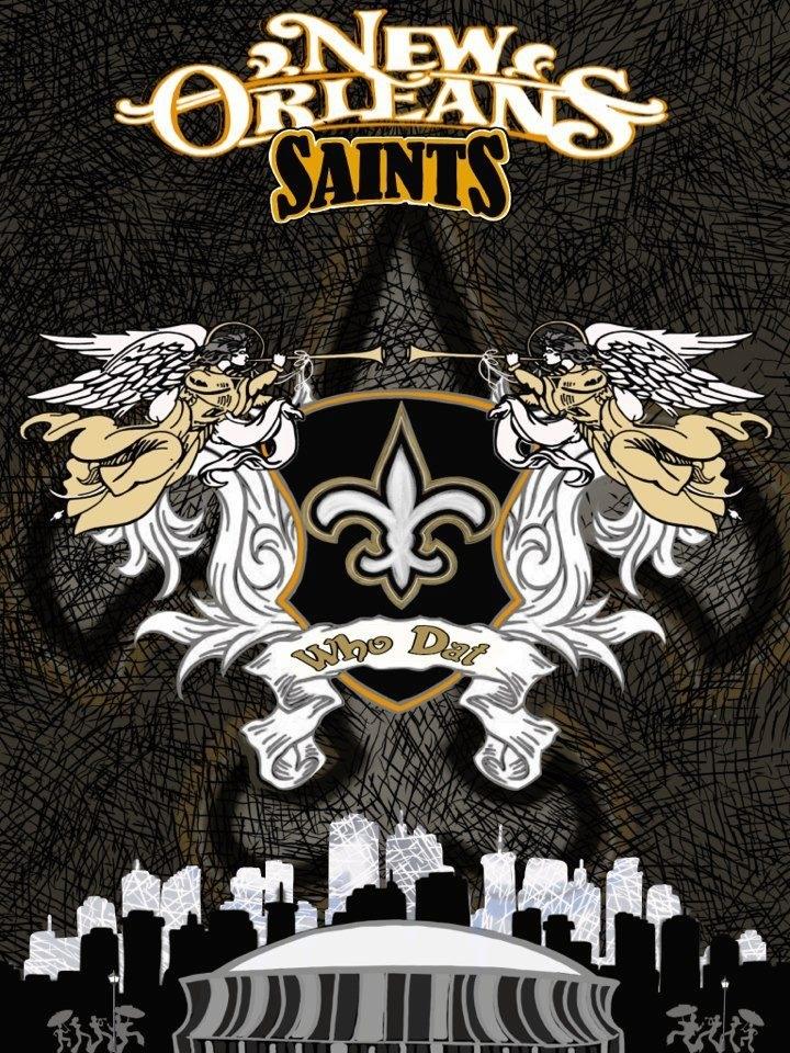 Saints.