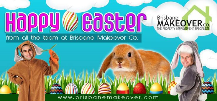From all the team at Brisbane Makeover Co. thanks for being our customers and fans. We really appreciate you. Have a great Easter ...