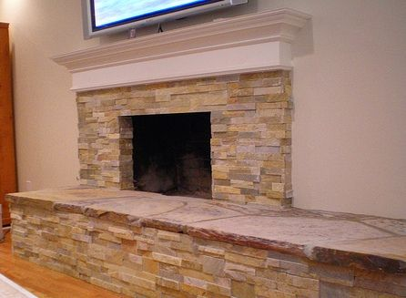natural stone fireplace   heights paving stones columns tustin natural stone pool copping wall