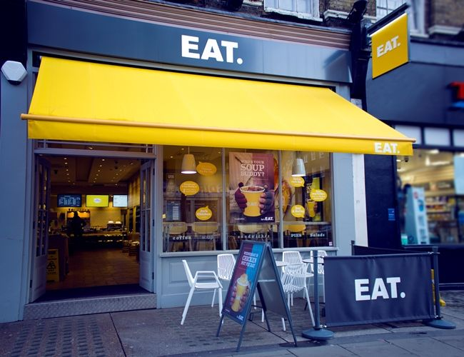 Eat has 113 stores in the UK and is looking to double its store portfolio over the coming three years