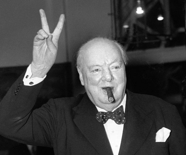 Image: Michael Savage: Trump Is the 'Winston Churchill of Our Time'
