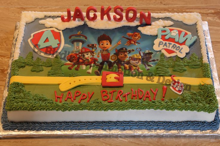 Birthday Cake Bakery Okc