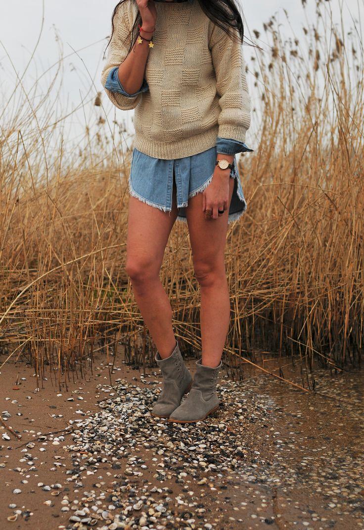 Bohemian Ankle Boots OOTD Deze enkellaarsjes van SPM waren ook liefde op het eerste gezicht. In het voorjaar begint het altijd weer te kriebelen om mijn kast een upgrade te geven, en daarom zijn deze fijne boho laarsjes meer dan welkom. Je vind ze o.a. in de webshop van Sooco, die naast hele fijne laarsjes en sneakers veel fijne collectie aan dames schoenen heeft. http://www.lifestylebylinda.nl/bohemian-ankle-boots/#more-24729