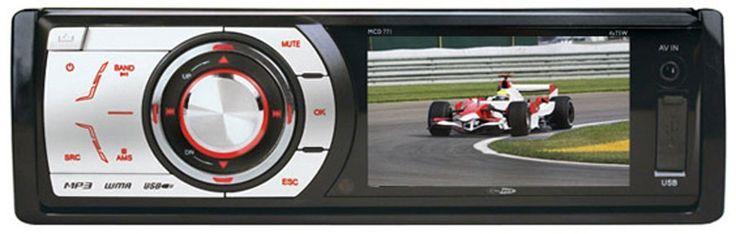 ¡Chollazo! Radio Caliber RDD771 sintonizador de CD/DVD para el coche por 53 euros. 73% de descuento.