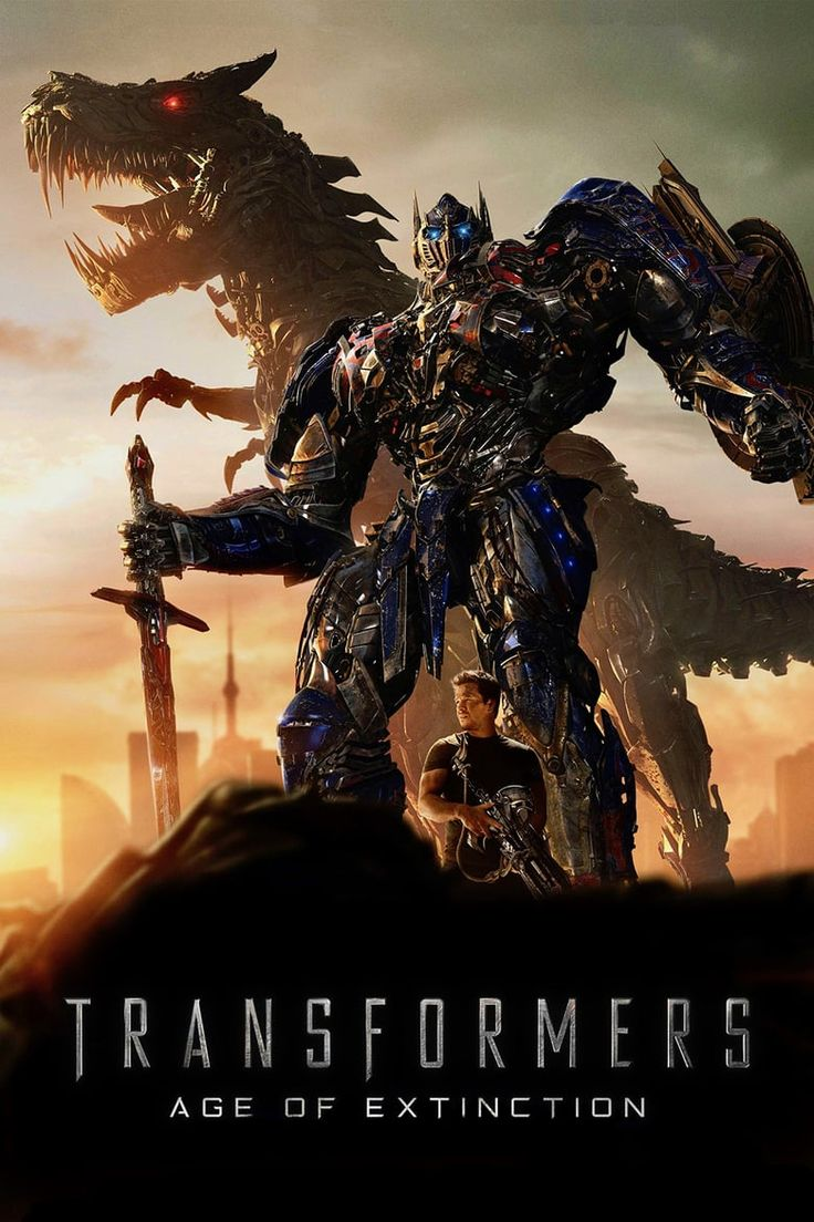 Transformers Age of Extinction pelicula completa online