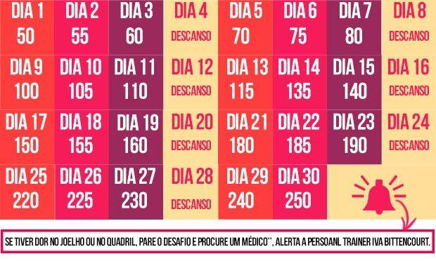 Treino para glúteos: deixe o bumbum mais empinado e durinho em 30 dias - Atividade física - Dieta - MdeMulher - Editora Abril