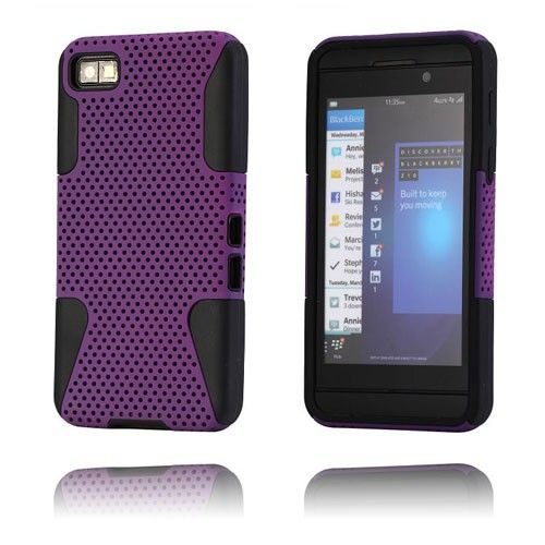 Shooter (Lilla) Blackberry Z10 Cover