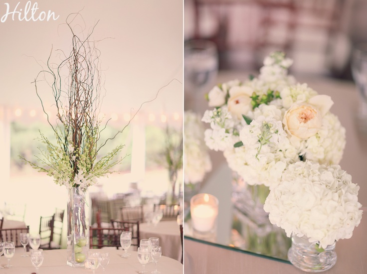Gorgeous arrangements shot by Hilton Pittman Photography: Arrangements Shot, Gorgeous Arrangements, Wedding Ideas, Winter Wedding, As