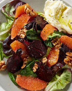 Checkers - Better and Better   Beetroot and Cara Cara Salad @Checkers.co.za #salads