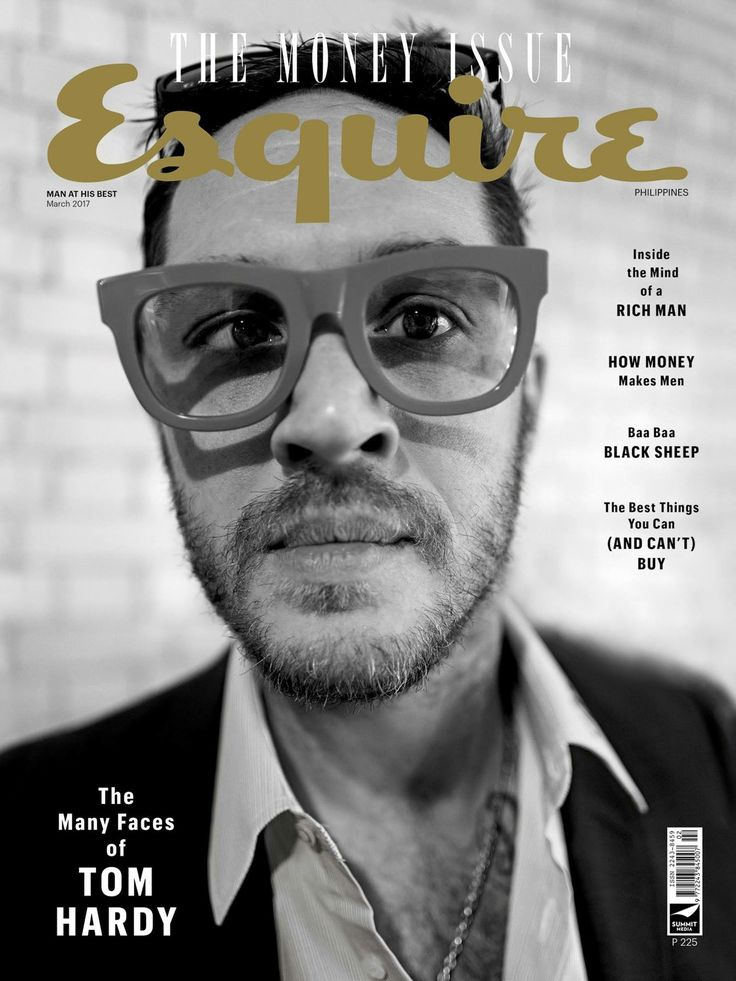 33 best Tom Hardy: Greg Williams Esquire UK 2017 images on ...