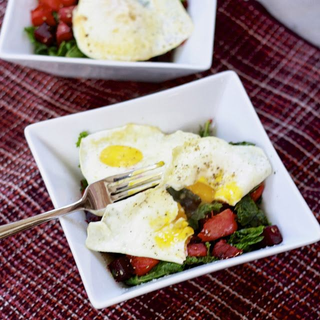 Winter Vegetable Hash with Egg | ! A Permanent Health Kick ! - Healthy ...