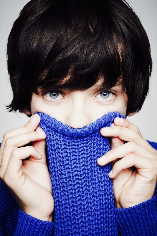 Asa Butterfield- fantastic young actor with many years ahead of him!