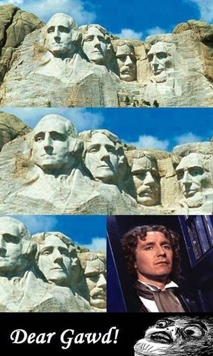 Thomas Jefferson was a Time Lord