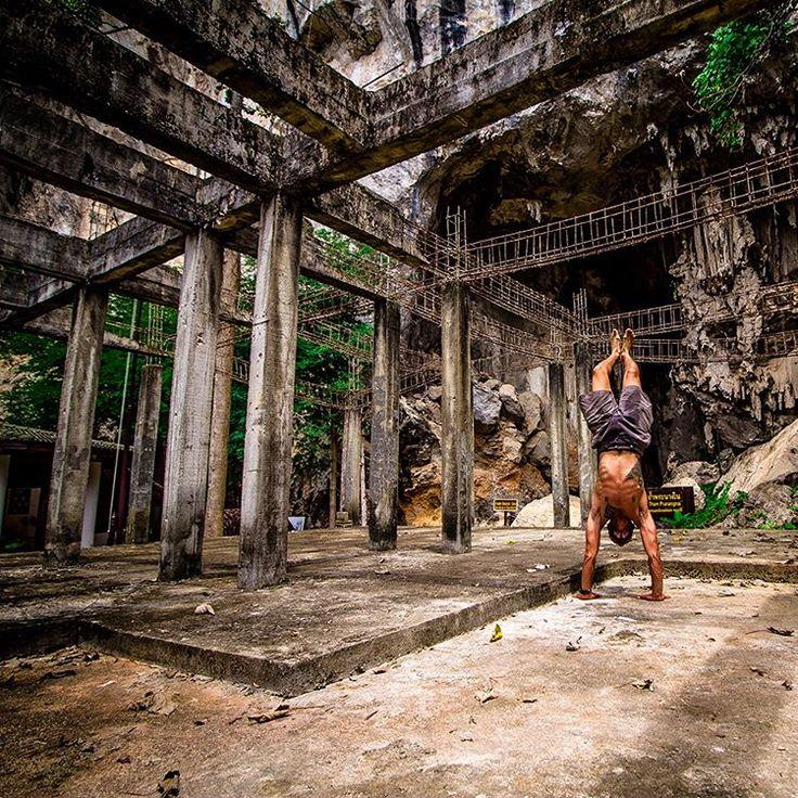 Govan Adrian Basson, Adventure Photographer, Totalkaos_Studio @ Railay Beach
