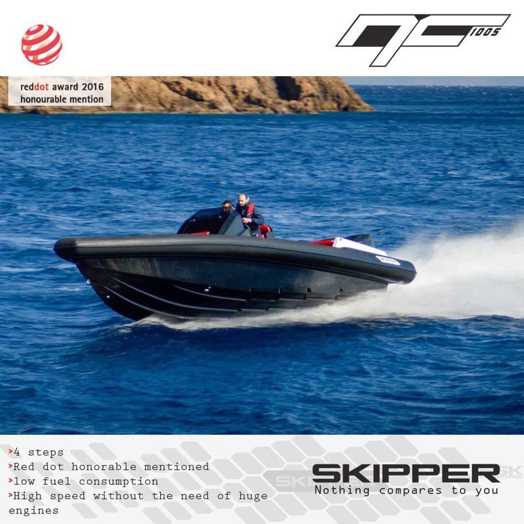 SKIPPER NC 100s  Dynamic lines !  The boat, traveling very comfortably even in difficult weather, and keeps a steady horizontal Cruise position.  Design by Alexandros Stavroulakis  Skipper-bsk Pavlos Stavroulakis George Stavroulakis  http://skipper-bsk.com/models/skipper-nc-100s/  Charis Merkatis Marketing & Sales www.skipper-bsk.com - merkatis@skipper-bsk.com