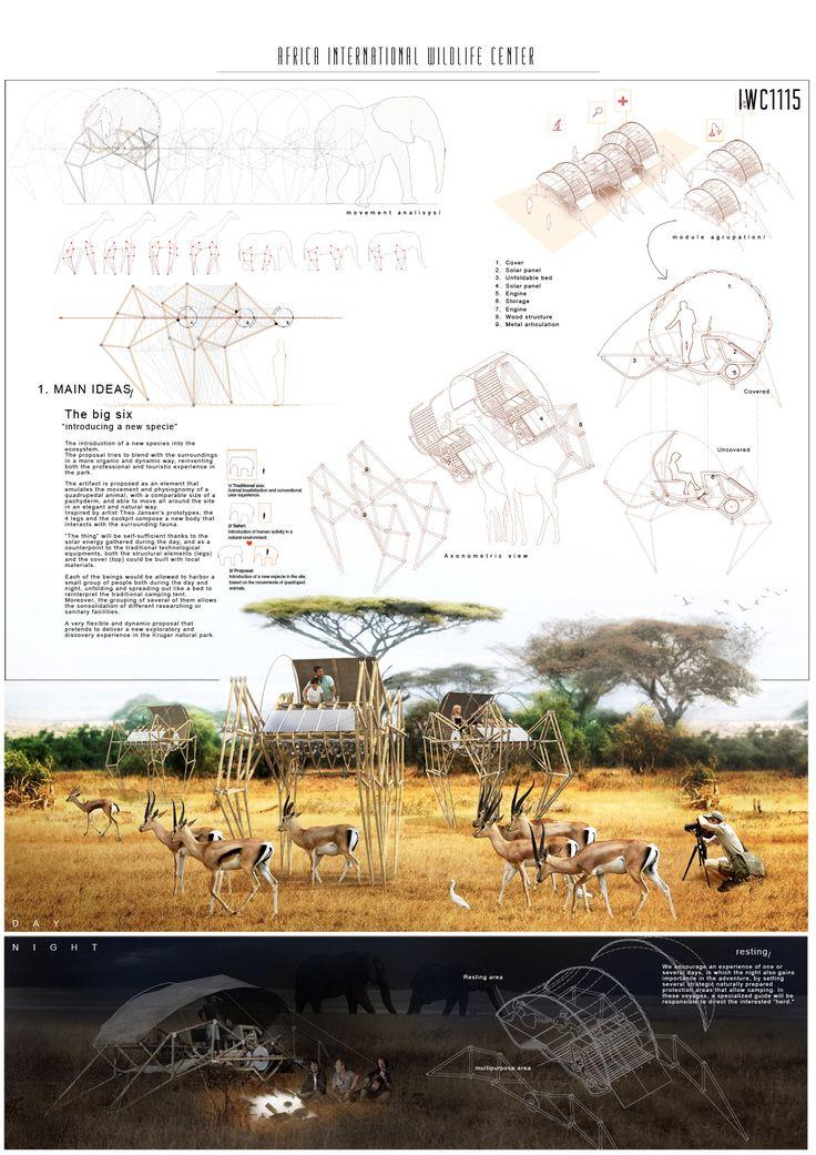 Galeria de IWC África anuncia os vencedores do concurso para um centro de visitantes no Parque Nacional Kruger - 10