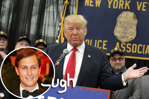 Ivanka Trumps Husband Jared Kushner Gets Major Heat From His Family For Use His Grandparents Holocaust Story To Defend Donald Trump!