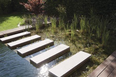 Piscine biologique l 39 esprit zen piscine biologique pinterest zen for Piscine biologique
