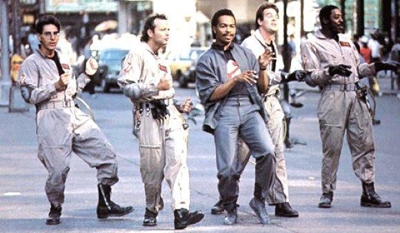 Ray Parker Jr.'s theme song for the film was a No. 1 hit for three weeks.