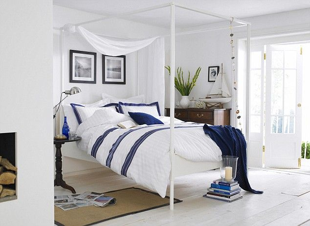 Nautical Decor | rooms decoration idea: Nautical Bedroom Decor