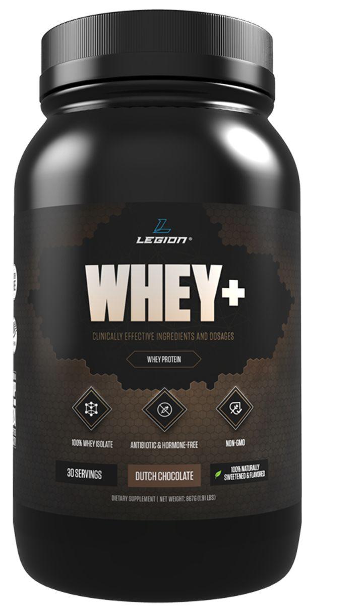 Wei + Protein Review door Legion Supplementen