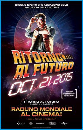 RITORNO AL FUTURO DAY - 21 OTTOBRE 2015 - WORLD