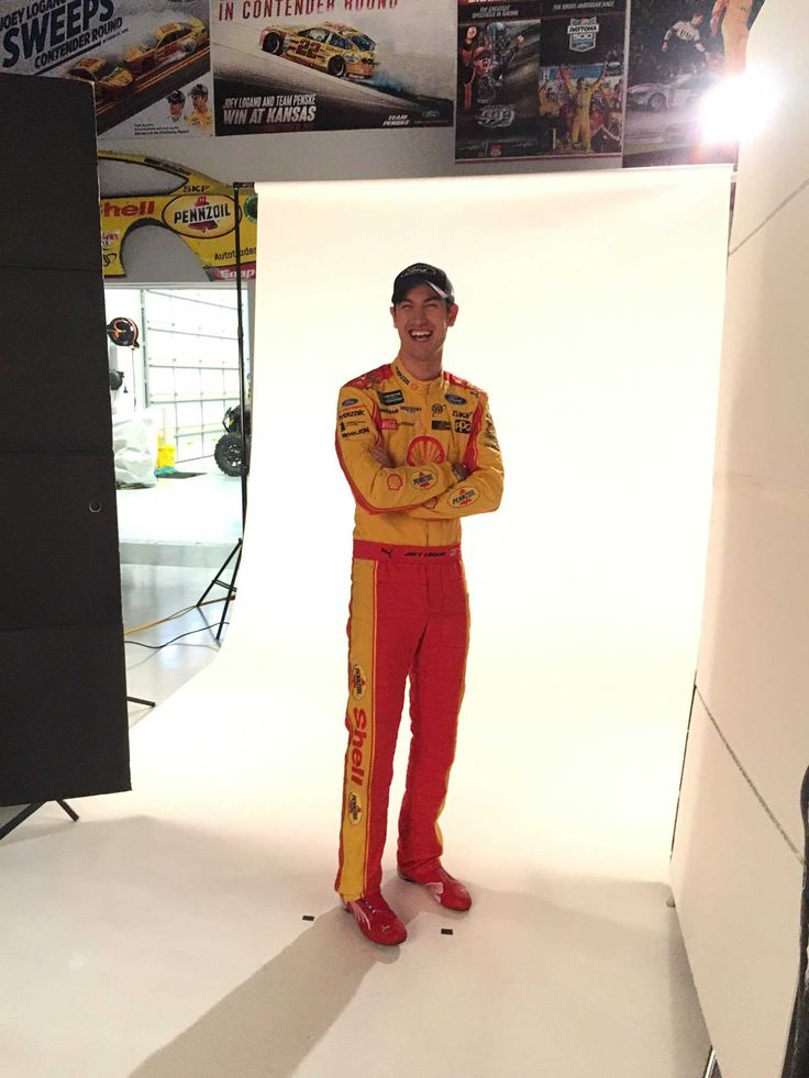 New looks for 2017  Thursday, February 9, 2017  Joey Logano: No. 22 Shell Pennzoil fire suit  Photo Credit: @Team_Penske
