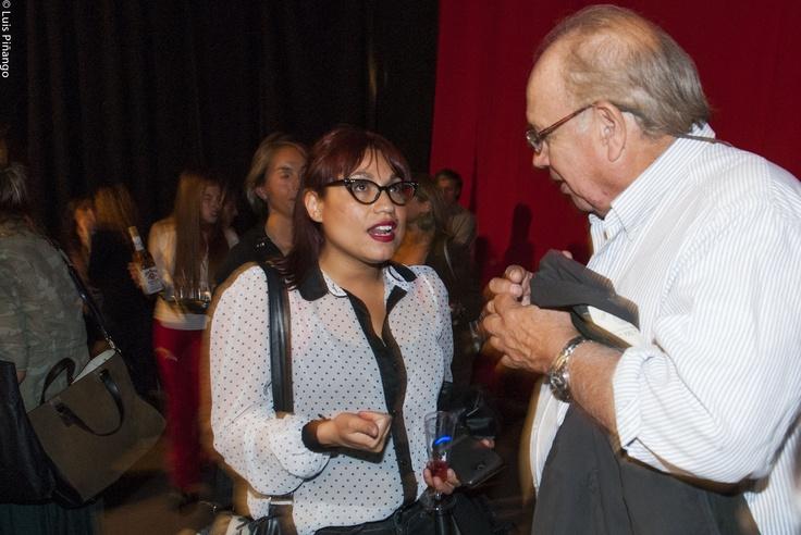 Alejandra Valle @Siliconvalle, periodista Espectáculos y farándula