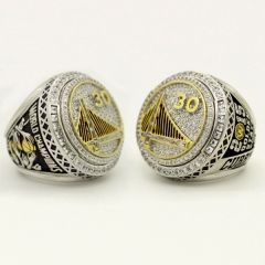 2015 NBA Golden State Warriors' championship rings