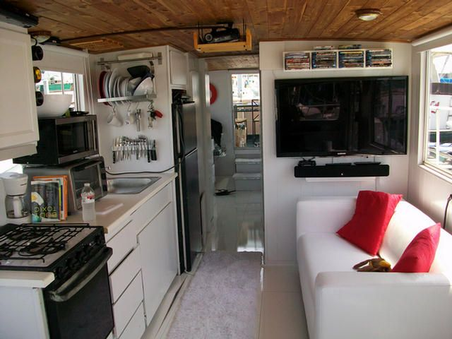 1971 Cruise A Home Remodel Liveaboard In 2019 Home Remodeling Condo Kitchen Remodel