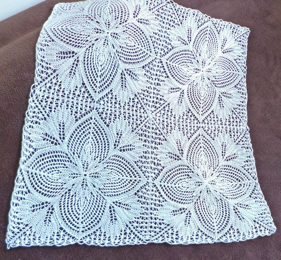 17 Best images about Lace Knitted on Pinterest Tablecloths, Ravelry and Pat...