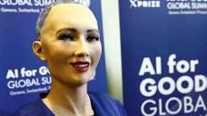 Sophia Robot: Robot granted citizenship in Saudi Arabia has 'more rights than Saudi woman' - The Times of India on Mobile