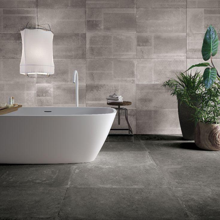 25 beste idee n over badkamer vloertegels op pinterest badkamer vloer kleine badkamer tegels - Tegels badkamer vloer wit zwemwater ...