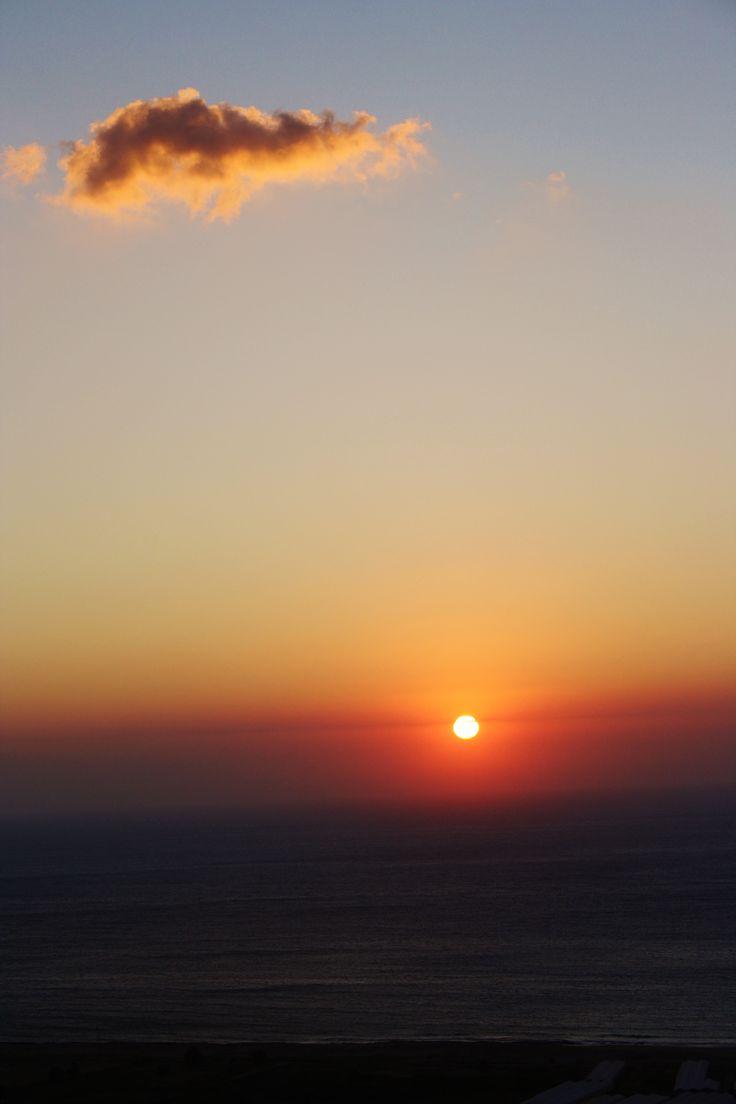Sunset. Falassarna. Crete. Greece.  Photo: http://se.pinterest.com/berggren_f