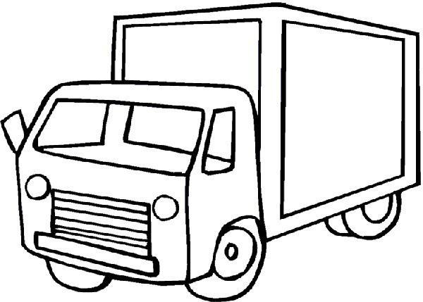 Dibujos De Camiones Para Colorear Truck Coloring Pages Sports Coloring Pages Coloring Pages