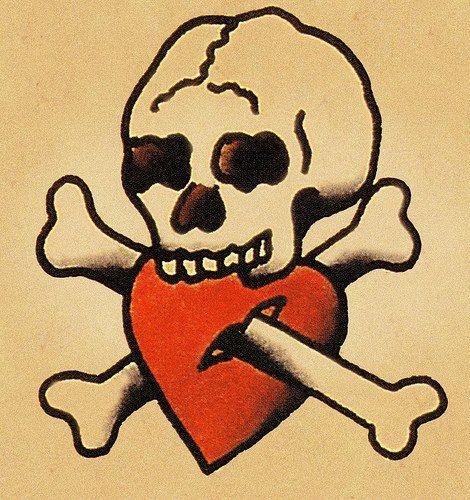 Sailor Jerry Tattoo Flash | KYSA #ink #tattooflash #tattoo