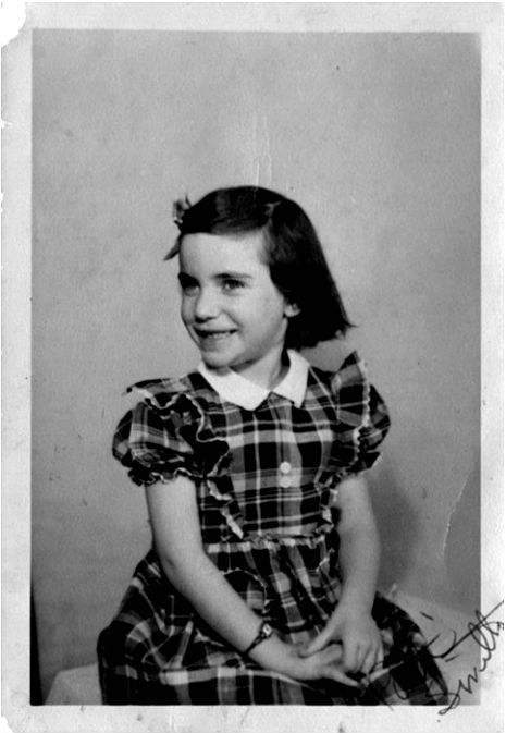 I had a really happy childhood - my siblings were great, my mother was fanciful, and I loved to read.