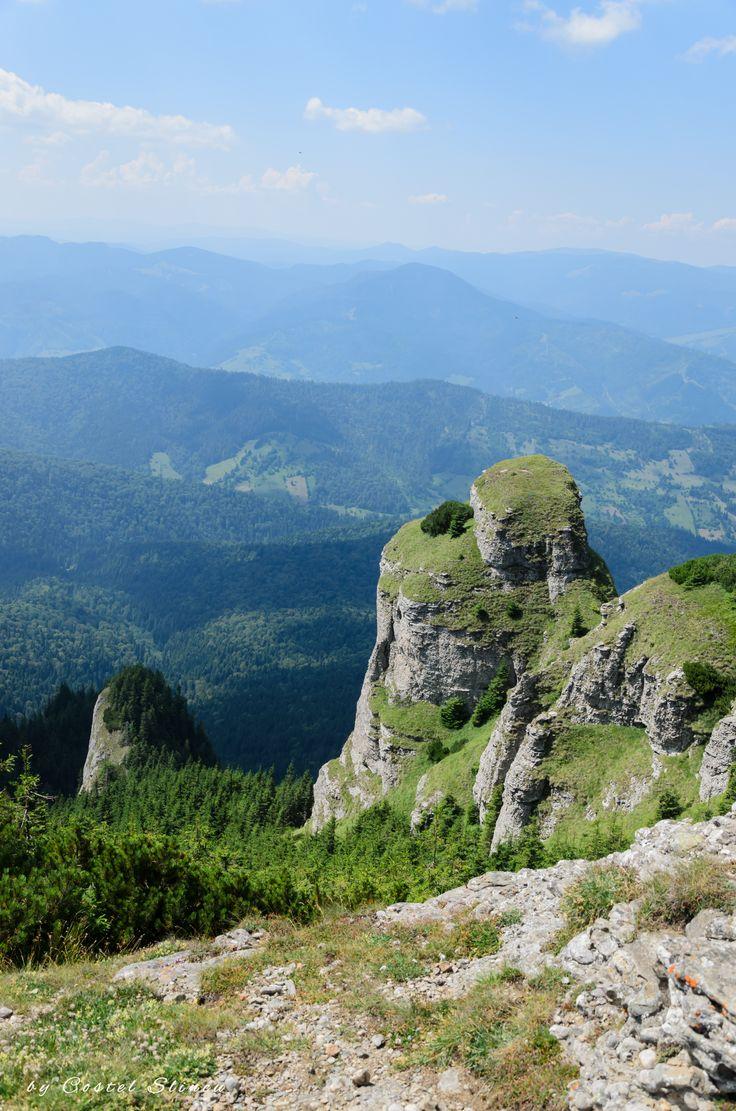 Ceahlau Mountain, Carpatian Mountains