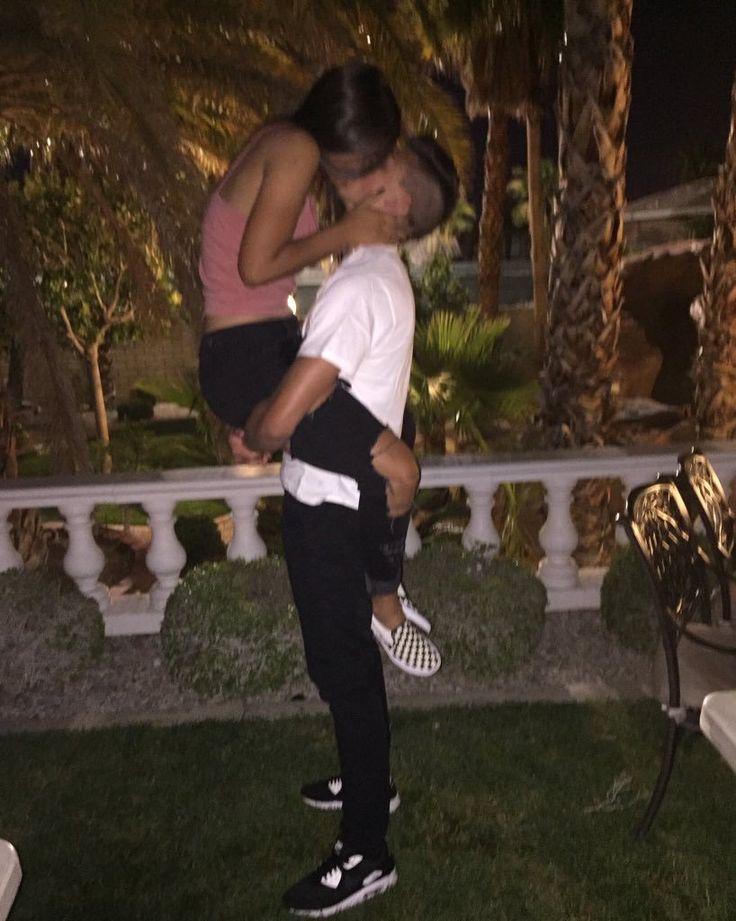 'First kiss' creds: @_Swiiiftty #couplegoals ❤️